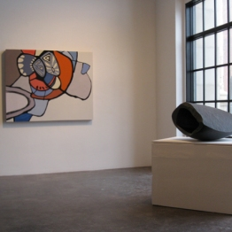 Installation at Walker Fine Art